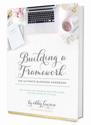 Building a Framework ebook