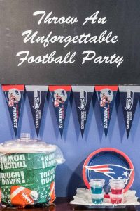 How To Host An Unforgettable Football Party