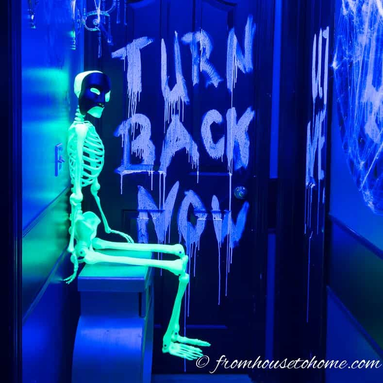10 Awesome Glow In The Dark Party Ideas For Halloween - Entertaining ...