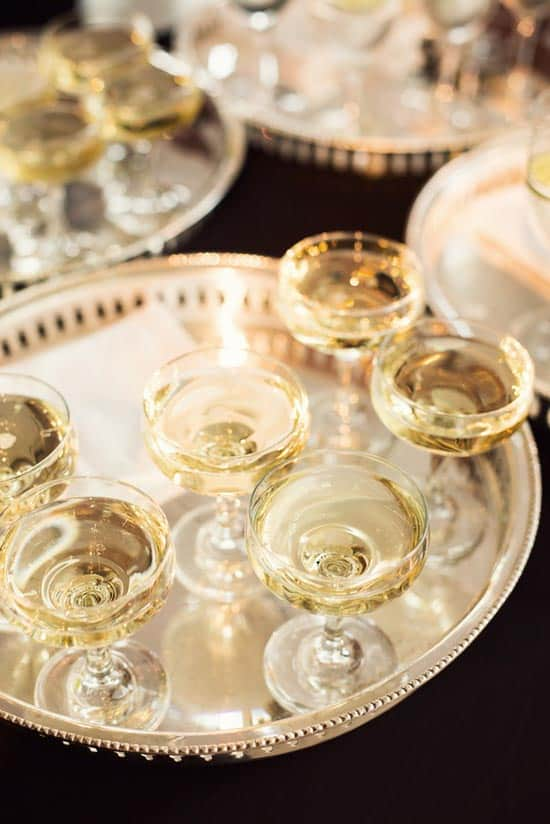 Champagne in coupe glasses from likeachampagne.tumblr.com