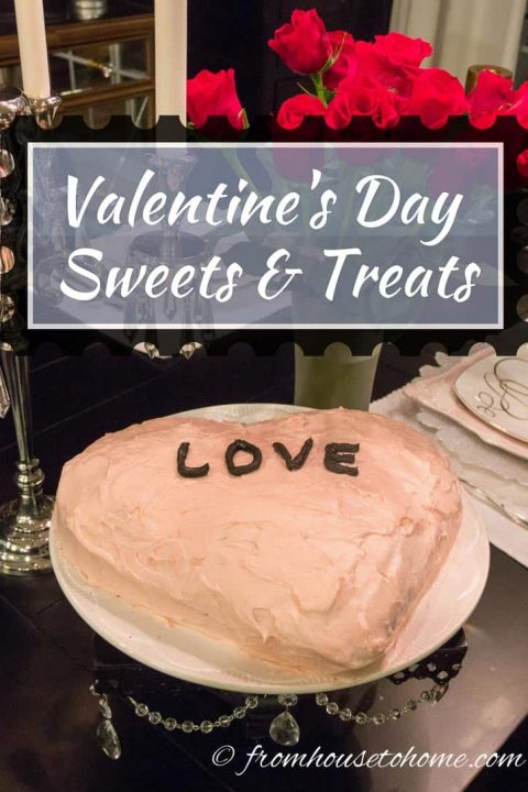 Valentine's Day Sweets & Treats