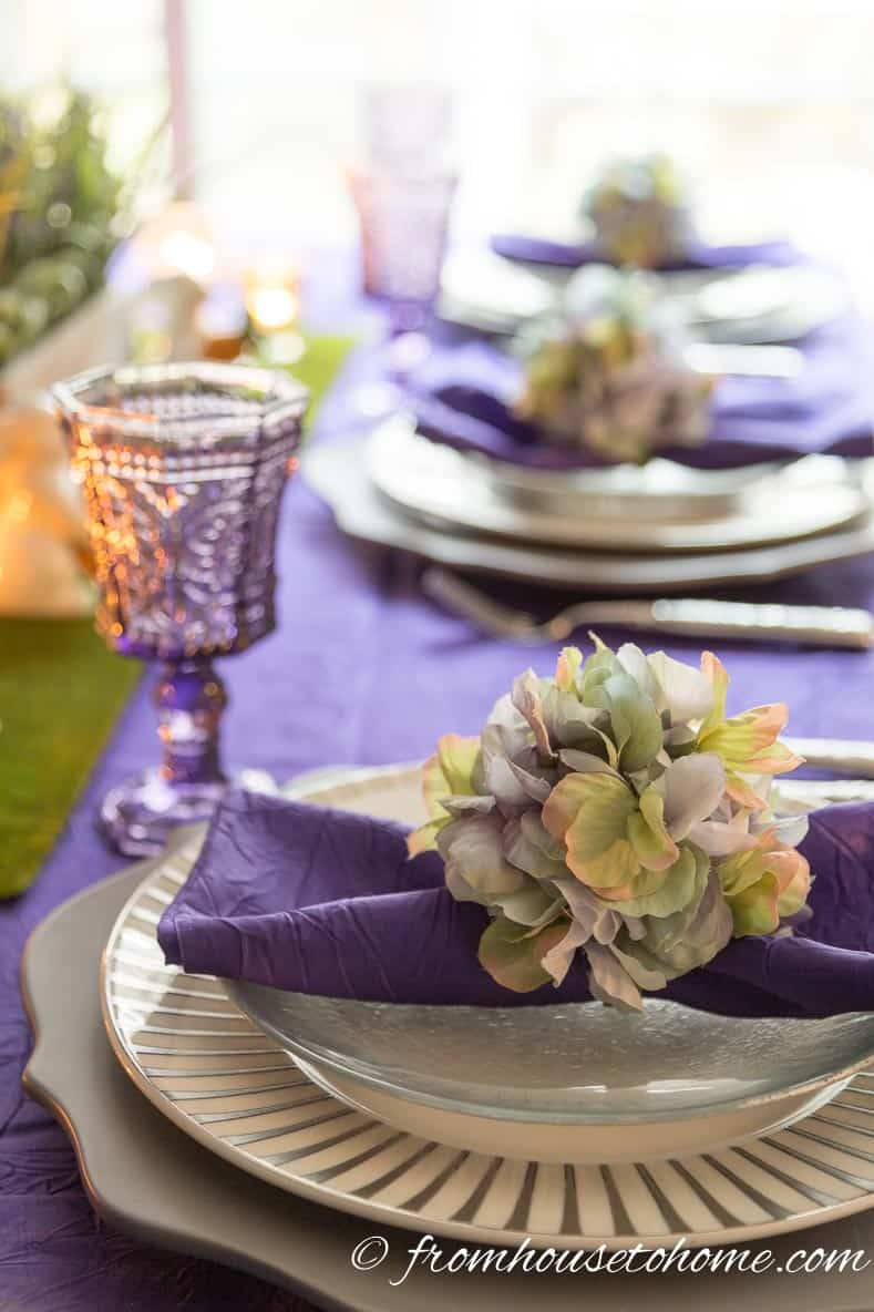 This Easter table is easy to put together | How To Create An Easter Tablescape (Inspired by Spring)