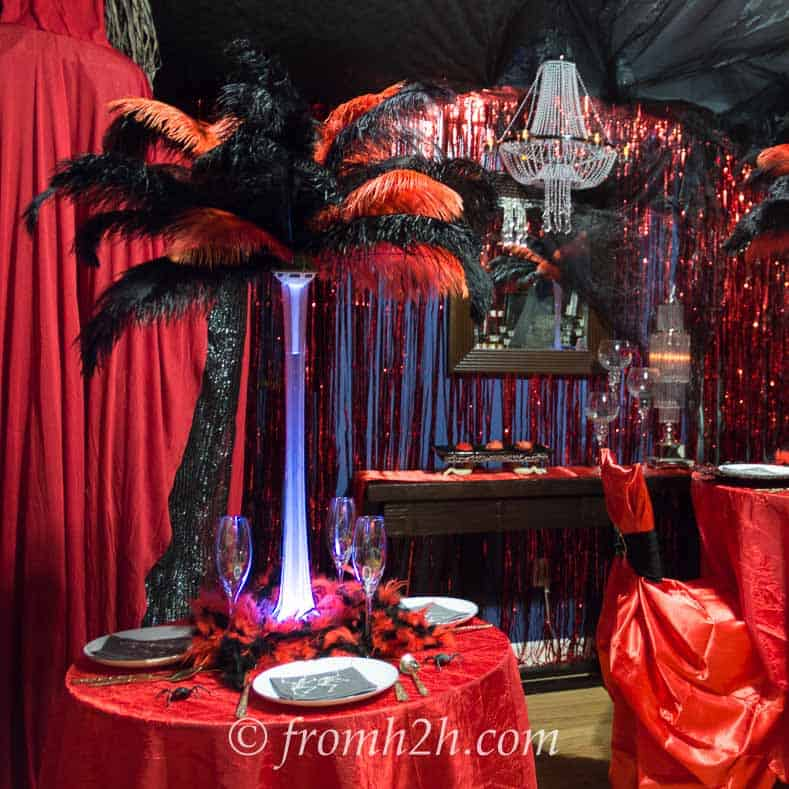 Fallen Angels And Devils Party Ideas
