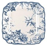 222 Fifth Adelaide blue and white toile dishes