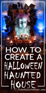 Indoor Decorating ideas for Halloween