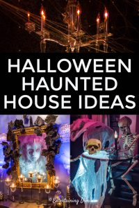 Halloween haunted house ideas