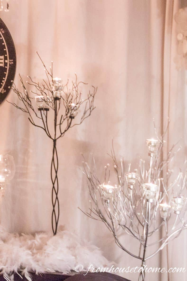 16 Elegant Winter Wonderland Party Ideas