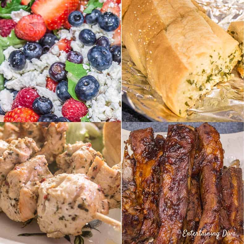Food Ideas For Easter Cookout
