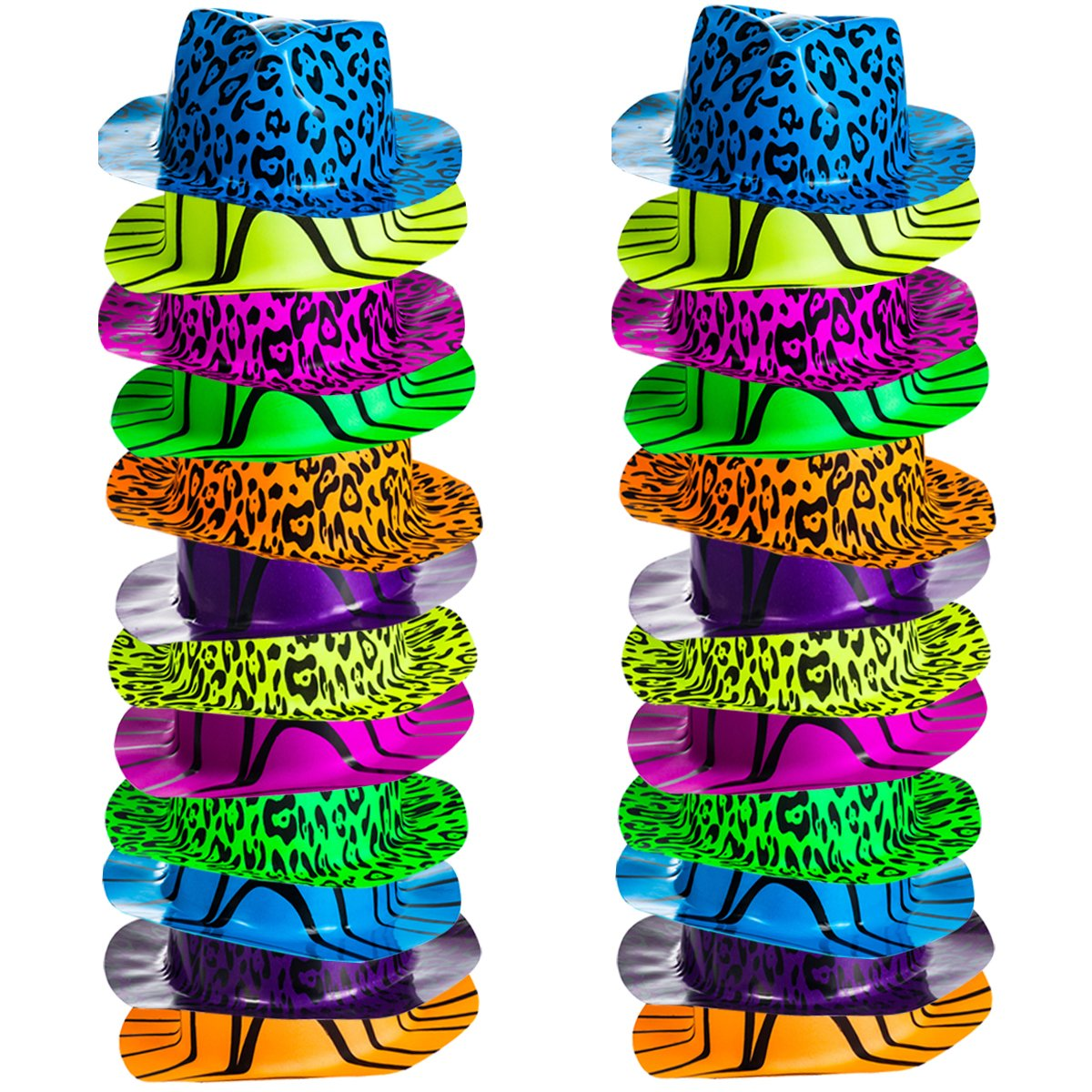 Mardi Gras party favor hats