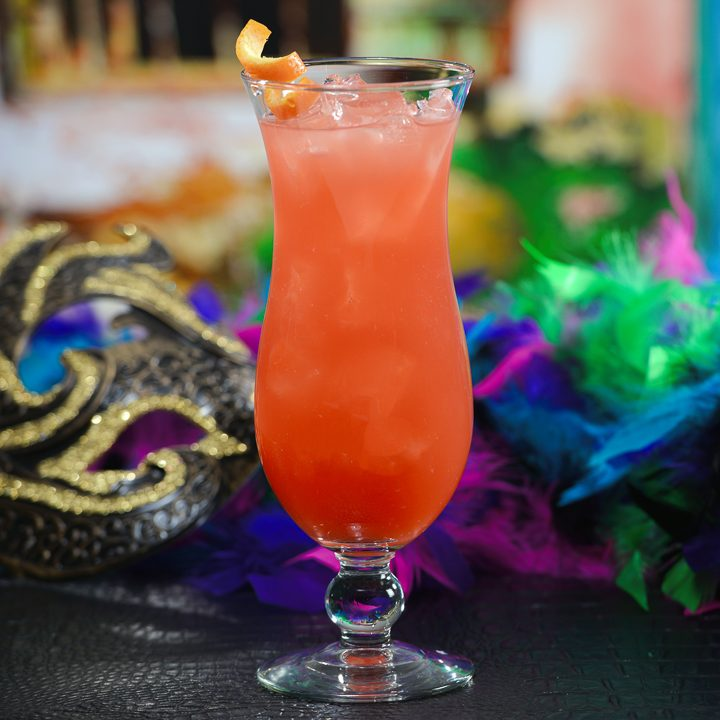 Mardi Gras party drink - Hurricane ©Chad - stock.adobe.com