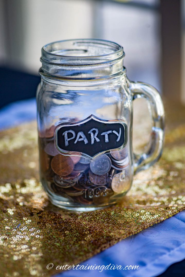 Party planning budget