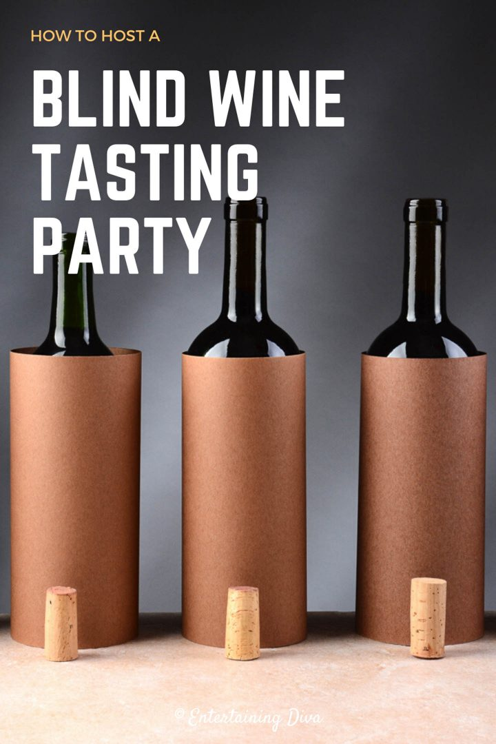How to host a blind wine tasting party
