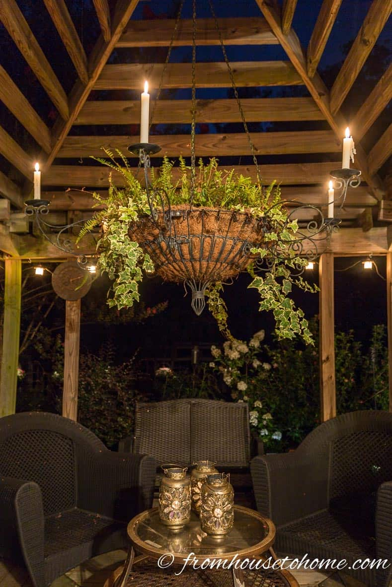 Enjoy your outdoor space at night with the right lighting | How To Design And Install Landscape Lighting