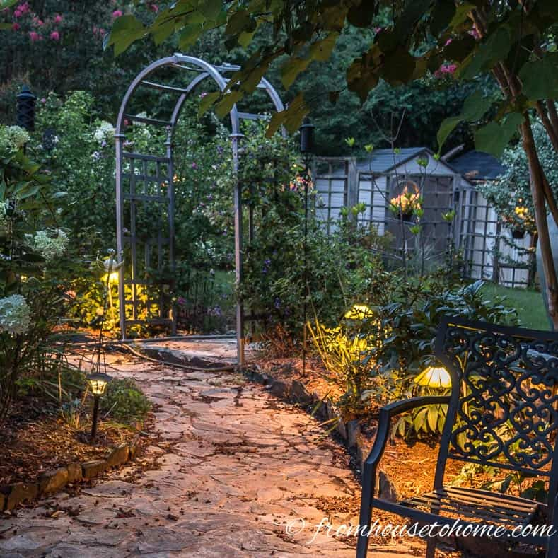 How to Design and Install Landscape Lighting
