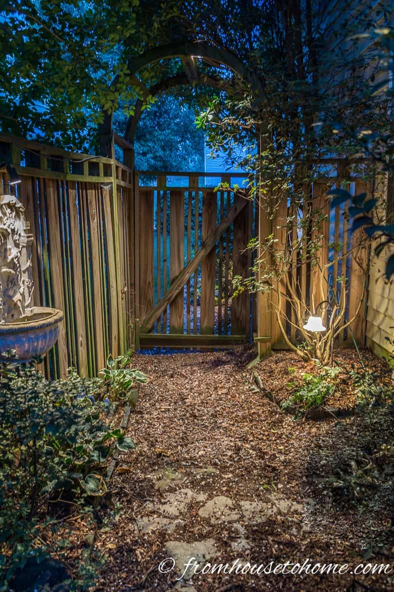 Use multiple light sources to create a cohesive lighting scene | How To Design And Install Landscape Lighting