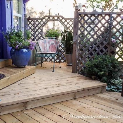 How To Create A Relaxing Deck