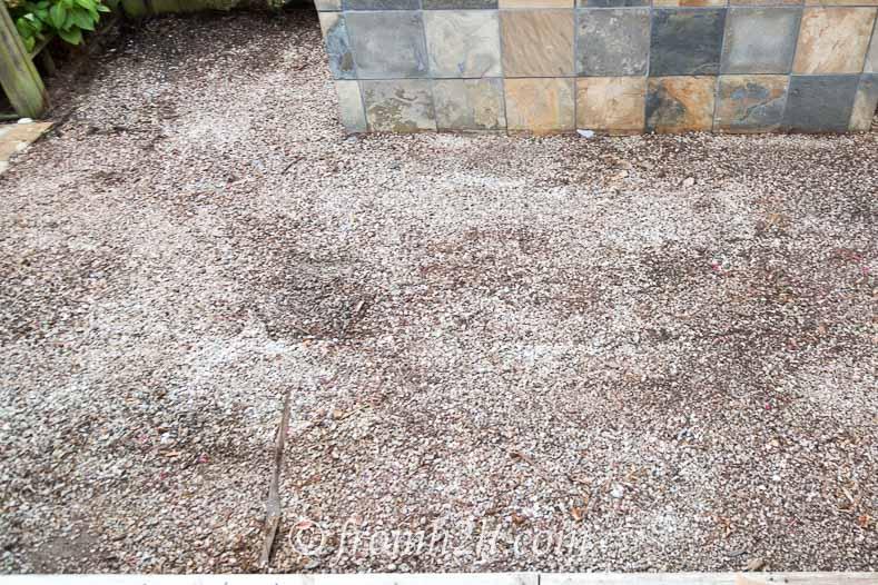 level gravel