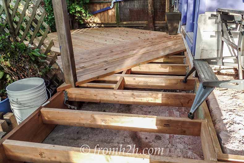 The New Deck Construction   How To Create a Relaxing Deck