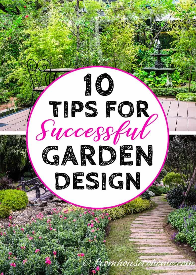 Landscape Design (10 Secrets to Designing a Beautiful Garden