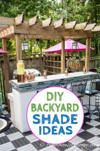 DIY Backyard Shade Ideas