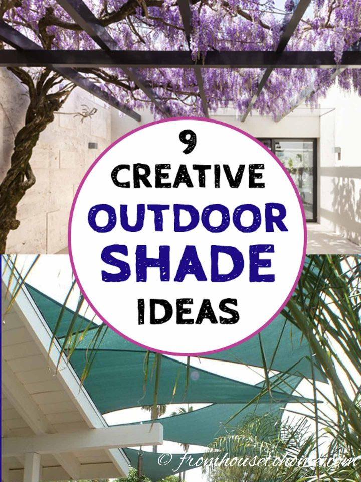 Shade solutions for decks