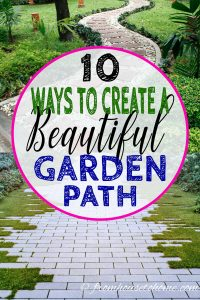 10 beautiful garden path ideas