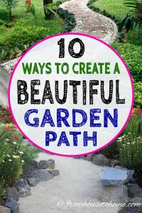 10 ways to create a beautiful garden walkway