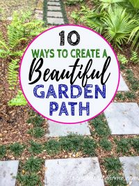 Beautiful garden walkway ideas