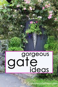 gorgeous gate ideas