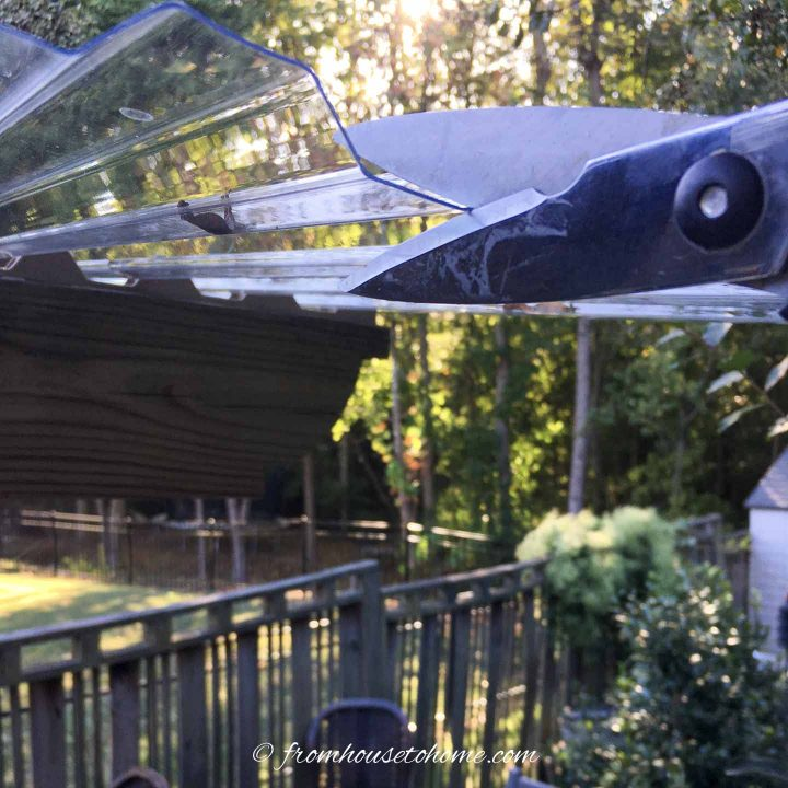 How To Put A Roof On A Flat Pergola Gardening From
