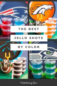 best jello shots by color