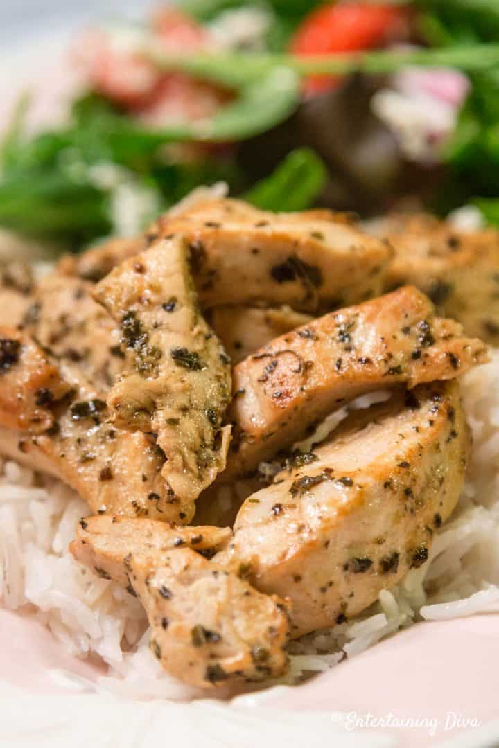 15 minute oven baked chicken breast recipe
