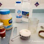 Coleslaw dressing ingredients