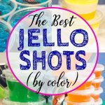 The best jello shots by color