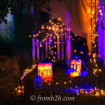 11 Ways To Create Spooky Halloween Lighting