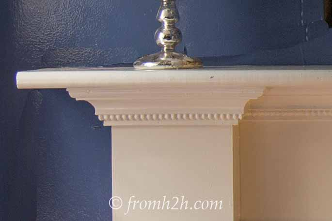 Mantel Crown Molding | How To Build A Traditional Fireplace Mantel (on a budget)