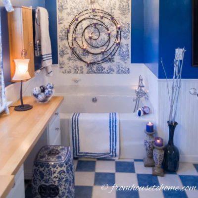 Builder Grade Bathroom - After