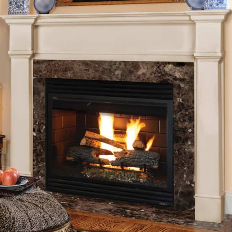 Richmond Fireplace Mantel Surround | How To Build A Traditional Fireplace Mantel (on a budget)
