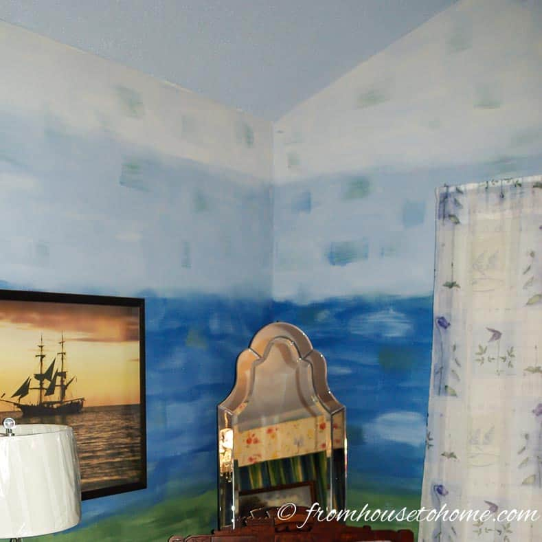 How To Paint An Ombre Wall | 7 Interesting Ways To Paint Your Walls
