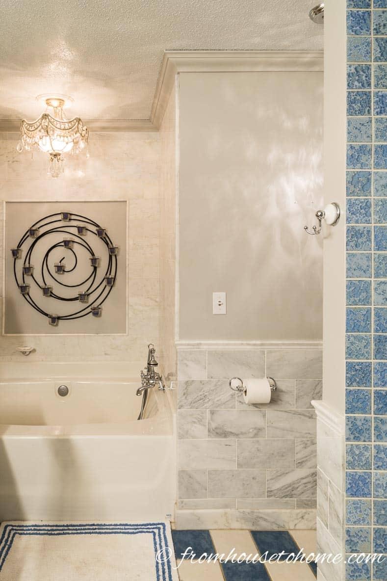 Bathroom update #2