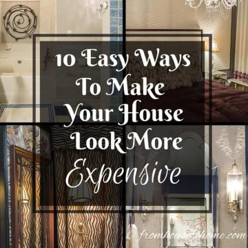 10 Easy Ways To Make Your House Look More Expensive