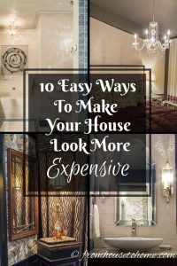 10 Ways to Make Your House Look More Expensive