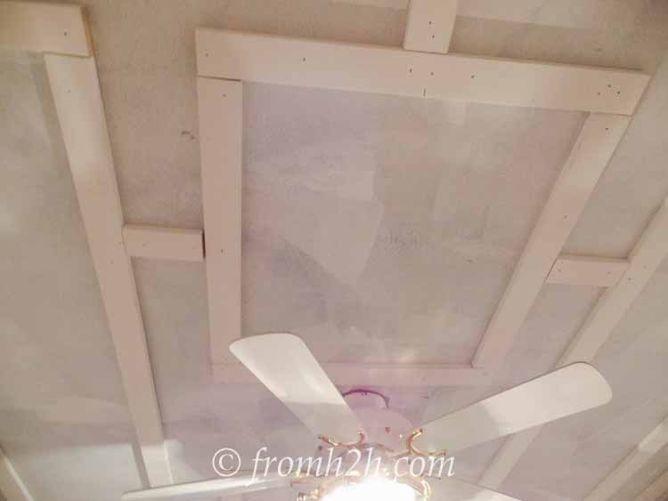 Ceiling Mouldings   How To Make Craftsman Style Mouldings