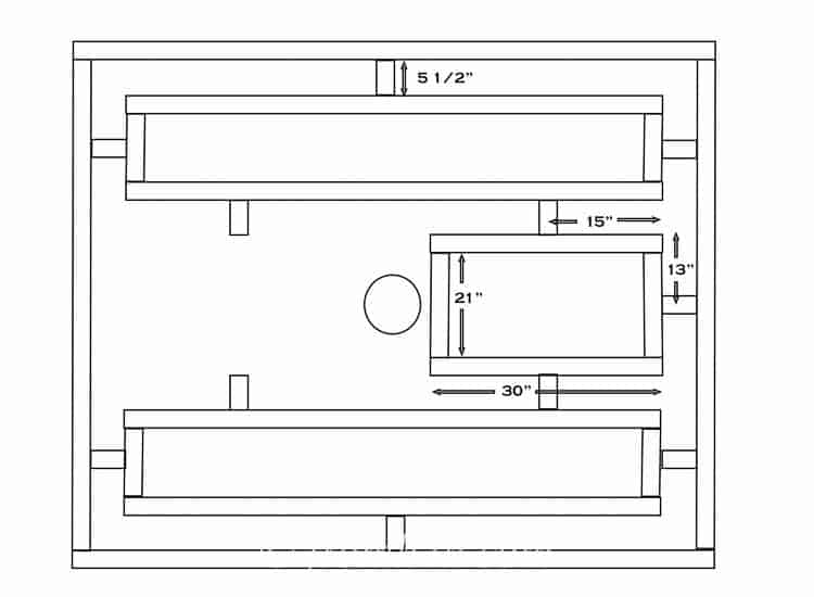 Center mouldings plan   How To Make Craftsman Style Mouldings
