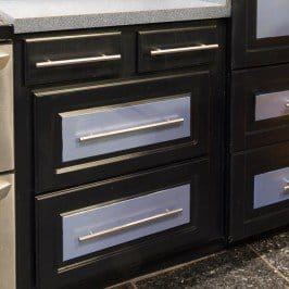 How To Convert Shelves to Drawers