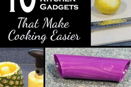 Inexpensive kitchen gadgets that make cooking easier