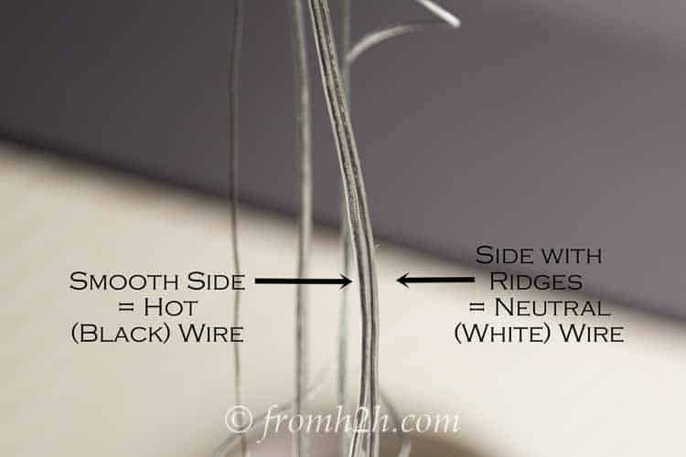 Figure out the neutral and hot wires | How to Hang a Chandelier