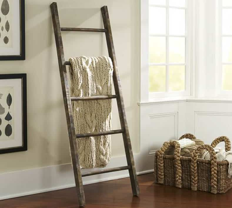 Pottery Barn ladder