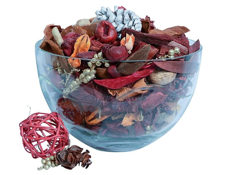 Potpourri adds a homey scent to your room | How To Make Your Home More Cozy
