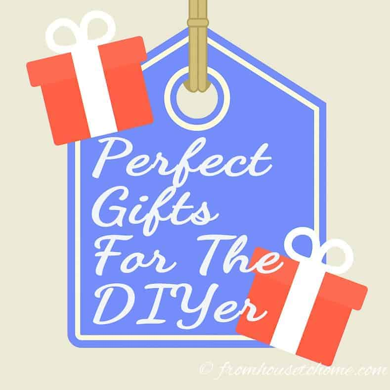 10 Perfect Gifts for the DIYer That Are Under $20
